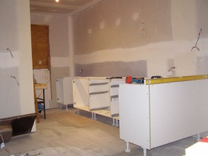Flat Pack Kitchen B