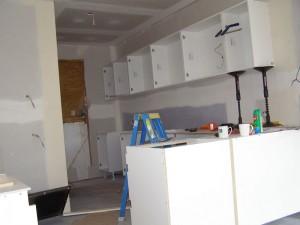 Flat Pack Kitchen F