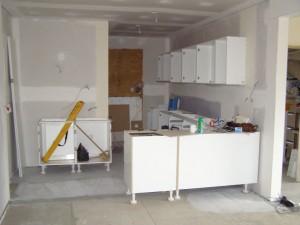 Flat Pack Kitchen G