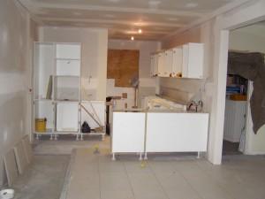 Flat Pack Kitchen H