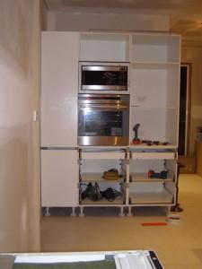 Flat Pack Kitchen I